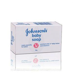 Johnson's Baby Soap 50 gm